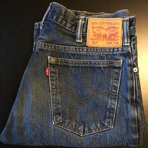 Men's Levi's 517 Jeans 33x36
